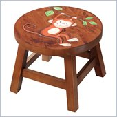Teamson Kids Stool - Monkey
