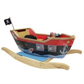 Teamson Kids Play Pirate Boat