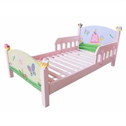Fantasy Fields Magic Garden Toddler Bed