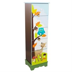 Fantasy Fields Enchanted Woodland 5 Drawer Cabinet