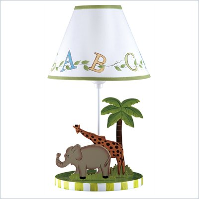 Teamson Kids Alphabet Collection Table Lamp 
