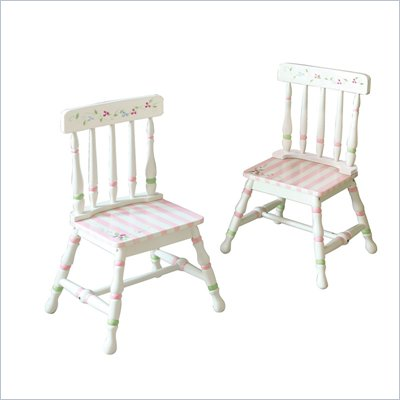Teamson Kids Bouquet Set of 2 chairs