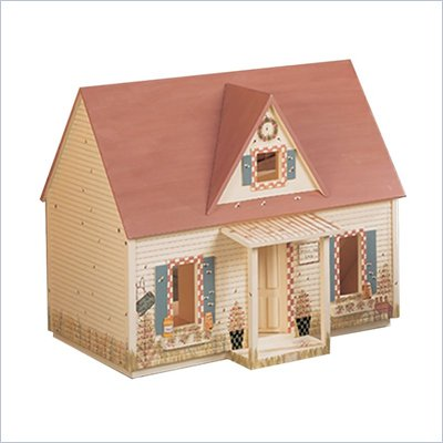 Teamson Kids Hand Painted Kids Doll House