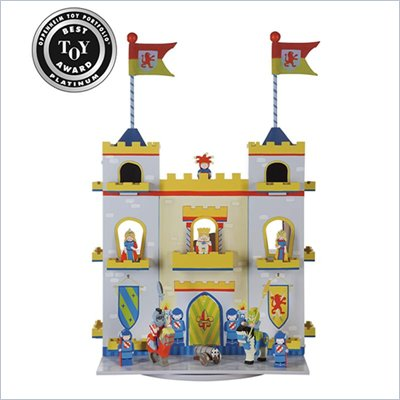 Teamson Kids Children's Prince Play Castle