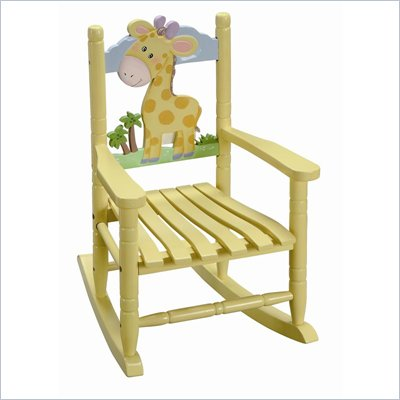 Teamson Kids Rocking Chair Giraffe