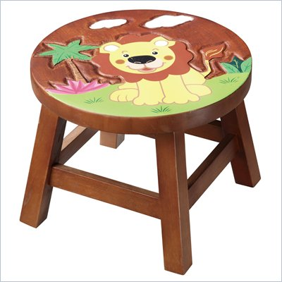 Teamson Kids Stool - Lion