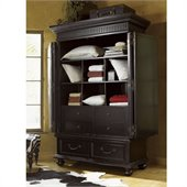 Tommy Bahama Home Kingstown Trafalgar Armoire in Tamarind