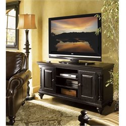 Tommy Bahama Home Kingstown Harrington Entertainment Console in Tamarind