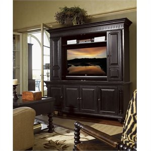 Tommy Bahama Home Kingstown Wellington Entertainment Console in Tamarind
