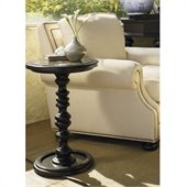 Tommy Bahama Home Kingstown Pitcairn Accent Table in Tamarind