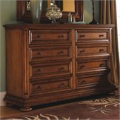 Tommy Bahama Home Island Estate Martinique Double Dresser in Plantation