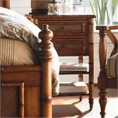 Tommy Bahama Home Island Estate Ginger Island Nightstand in Plantation