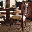 ADD TO YOUR SET: Tommy Bahama Home Island Estate Mangrove Fabric Side Chair in Plantation