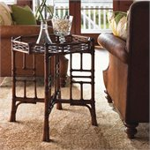 Tommy Bahama Home Island Estate Key Largo End Table in Plantation