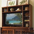 ADD TO YOUR SET: Tommy Bahama Home Island Estate Nevis Entertainment Hutch in Plantation