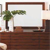 Tommy Bahama Home Ocean Club Palm Isle Mirror