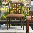 ADD TO YOUR SET: Tommy Bahama Home Ocean Club Lanai Side Chair - Assembly Required