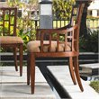 ADD TO YOUR SET: Tommy Bahama Home Ocean Club Lanai Arm Chair - Ships Assembled