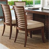Tommy Bahama Home Ocean Club Kowloon Side Chair - Assembly Required