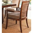 ADD TO YOUR SET: Tommy Bahama Home Ocean Club Kowloon Arm Chair - Ships Assembled