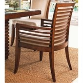 Tommy Bahama Home Ocean Club Kowloon Arm Chair - Ships Assembled