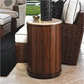 Tommy Bahama Home Ocean Club Fiji Drum Table