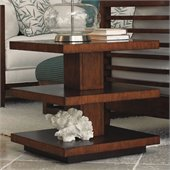 Tommy Bahama Home Ocean Club Lagoon Lamp Table