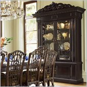 Tommy Bahama Home Royal Kahala Ocean Crest Display Curio Cabinet