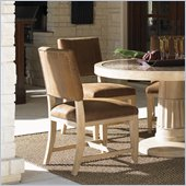 Tommy Bahama Road To Canberra Brisbane Side Chair in Dusty Sage