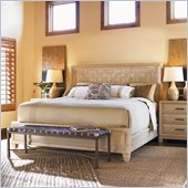 Tommy Bahama Road To Canberra New Caledonia Bed in Moderately Distressed