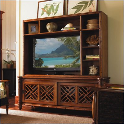 Tommy Bahama Home Island Estate Nevis Entertainment Center