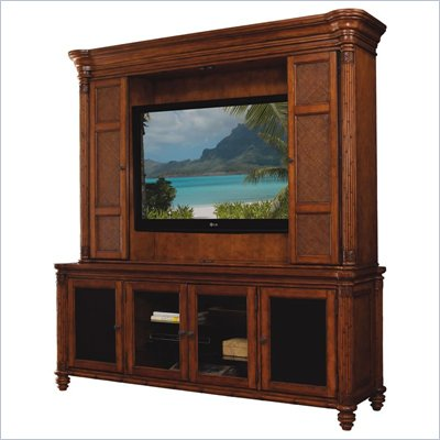 Tommy Bahama Home Island Estate Blake Entertainment Center
