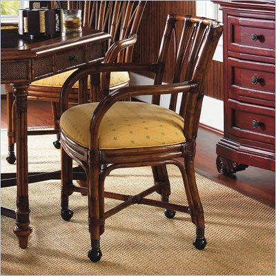 Tommy Bahama Home Island Estate Samba Game Chair in Plantation