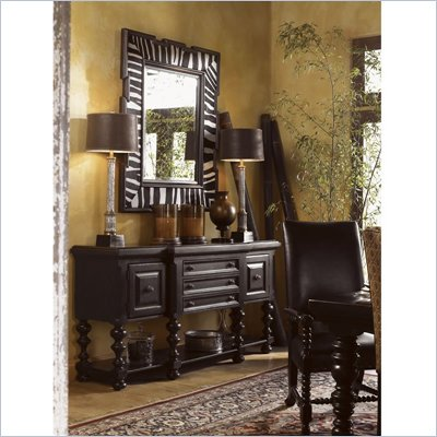 Tommy Bahama Home Kingstown Regiment Huntboard in Tamarind
