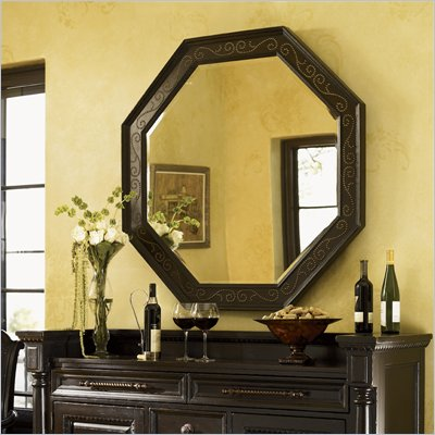 Tommy Bahama Home Kingstown Sahara Mirror