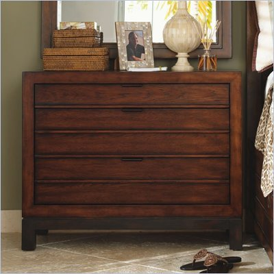 Tommy Bahama Home Ocean Club Coral Nightstand