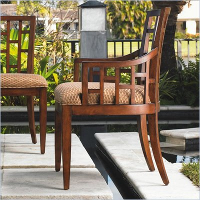Tommy Bahama Home Ocean Club Lanai Arm Chair - Ships Assembled