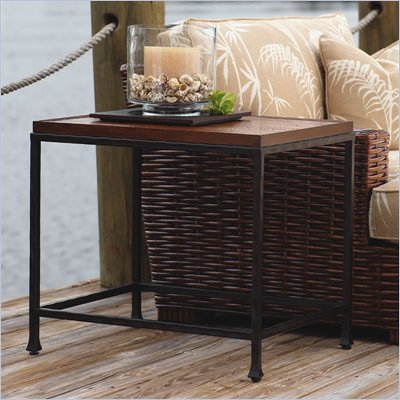 Tommy Bahama Home Ocean Club Ocean Reef End Table