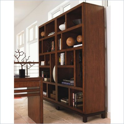 Tommy Bahama Home Ocean Club Tradewinds Wall Bookcase