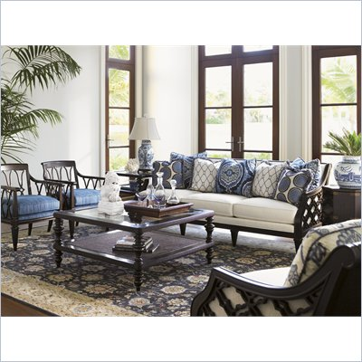 Tommy Bahama Home Royal Kahala Tropic Cocktail Table