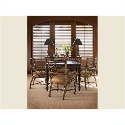 Tommy Bahama Home Royal Kahala Club Game Table