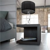 Modloft Ludlow Nightstand in Wenge Finish