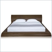 Modloft Waverly Full Size Bed in Walnut