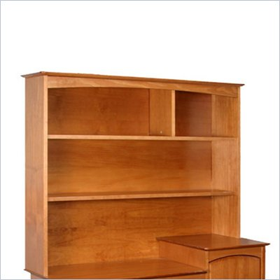 Stork Craft Beatrice Combo Hutch in Oak
