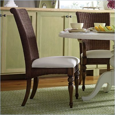 Stanley Coastal Living Woven Side Chair