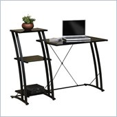 Studio RTA Deco Tiered Desk in Black