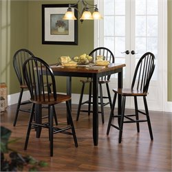 Studio RTA Edge Water Windsor Dining Chair in Estate Black (Set of 2)