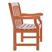 Vifah Outdoor Ward Armchair