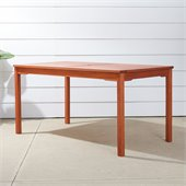 Vifah Outdoor Balthazar Rectangular Table