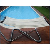 Vifah Breeze Hammock Bed in White